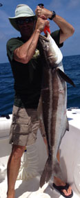 Angling Adventures Monster Cobia